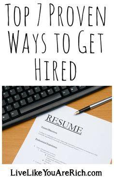 Business resume letter format